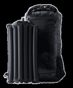 Faltbarer Rucksack mit Rückenpolster