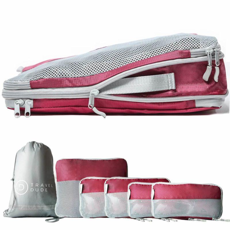 TRAVEL DUDE Packwürfel / Packtaschen